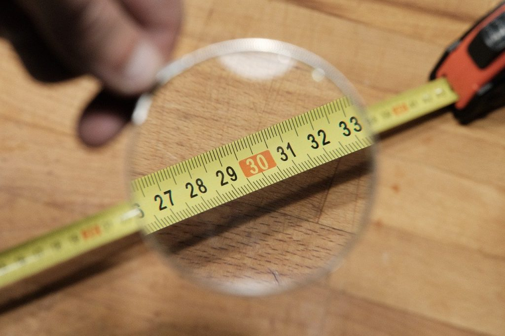 carpenter, wood, measure